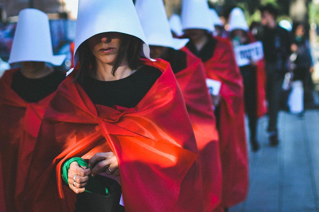 Proteste gegen eine Verschärfung von Abtreibungsrechten in den USA
