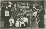Aborigines day of mourning, Sydney, 26 January 1938